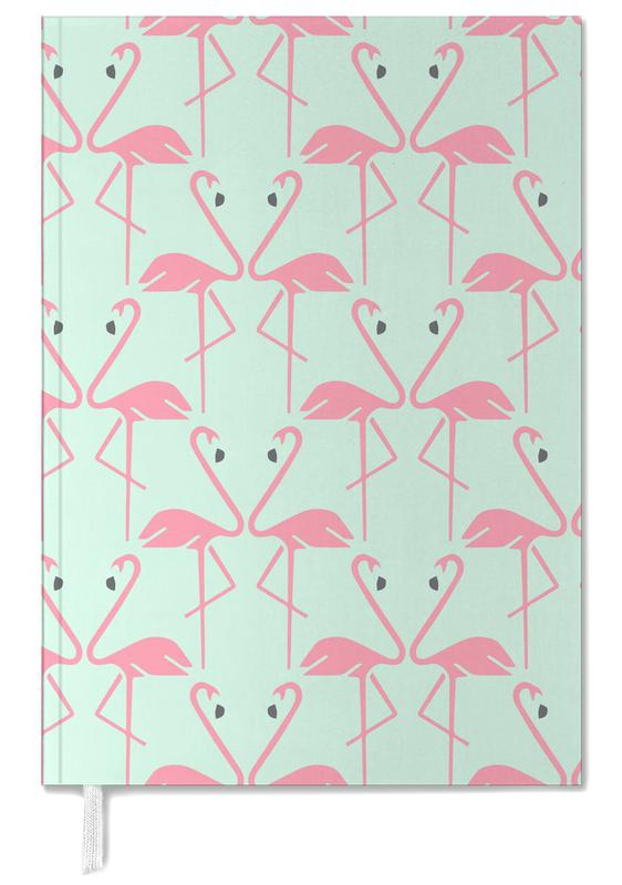 Pink Flamingos Personal Planner