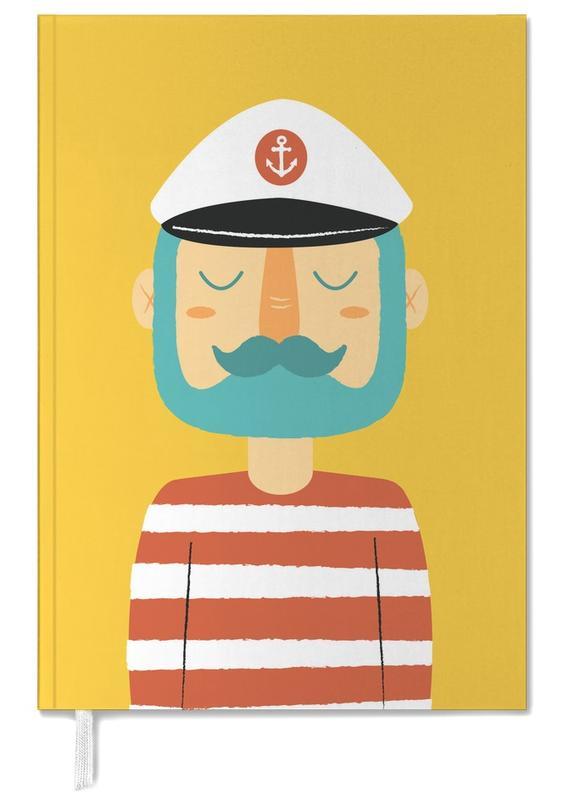 Kinderzimmer & Kunst für Kinder, Porträts, Ahoy Sailor -Terminplaner