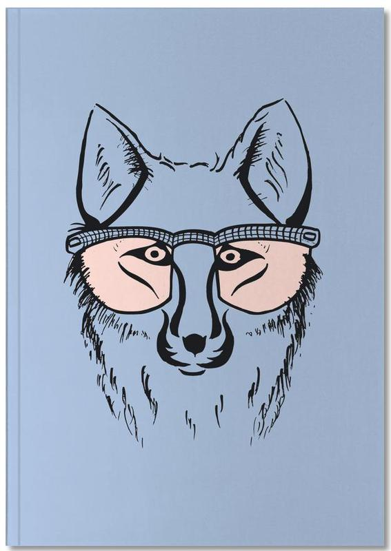 Vossen, Fox Notebook