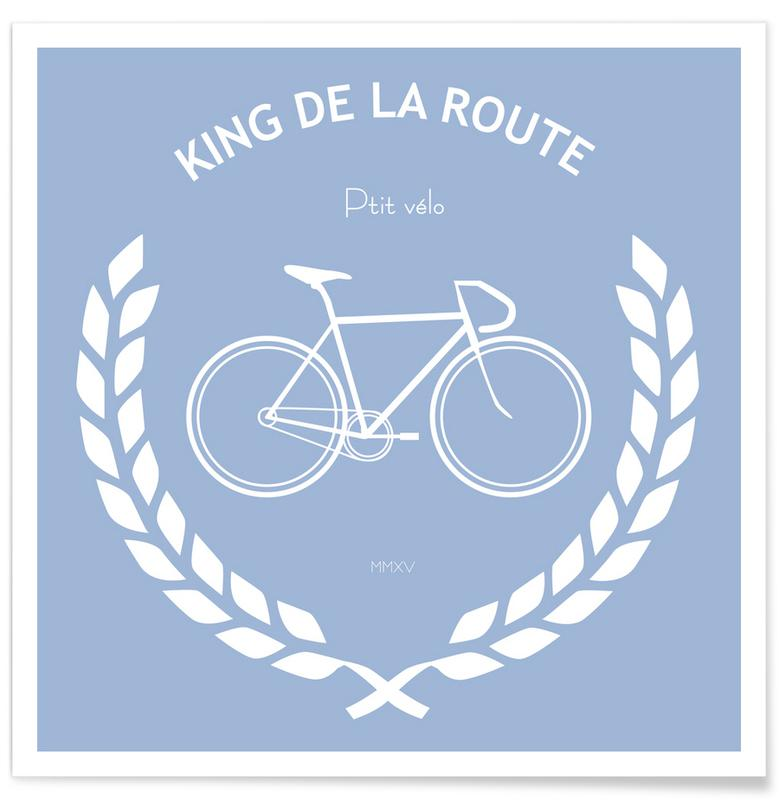 King de la route poster