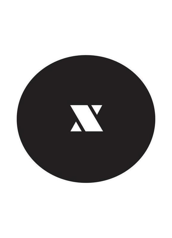 X -Leinwandbild