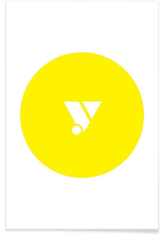 Yellow -Poster