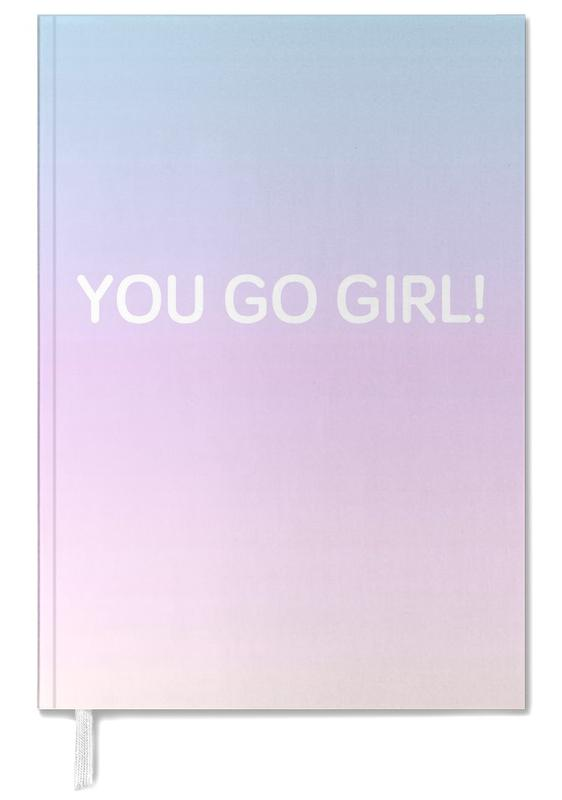 You Go Girl Personal Planner
