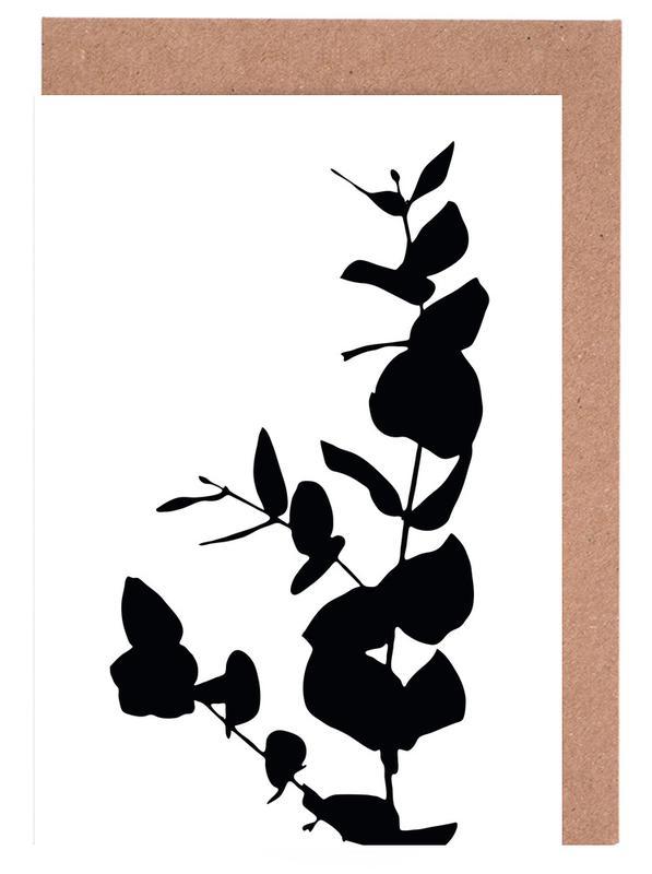 Eucalyptus 2 Greeting Card Set