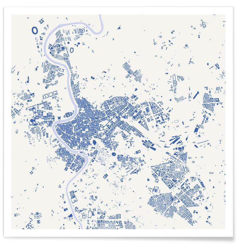 Rome Blue affiche