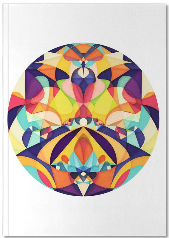 , Poetry Geometry Notebook