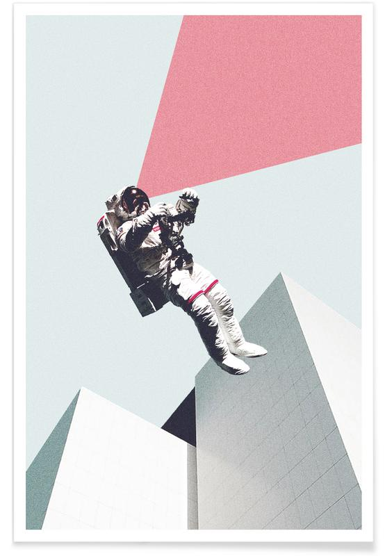 Astronauten, Out of This World -Poster