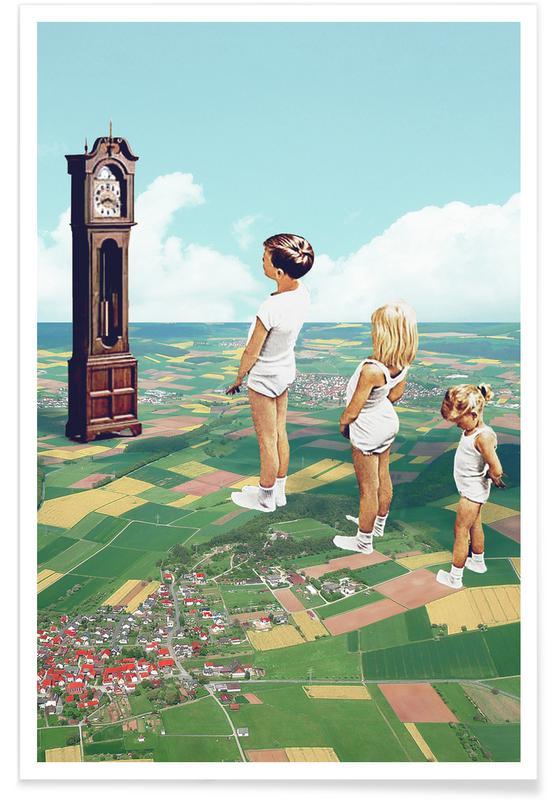 Födelsedagar, Pop art, Some Kids Can´t Wait to Grow Up Poster