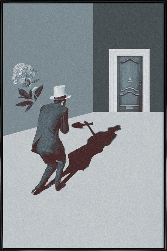 Date Night ingelijste poster
