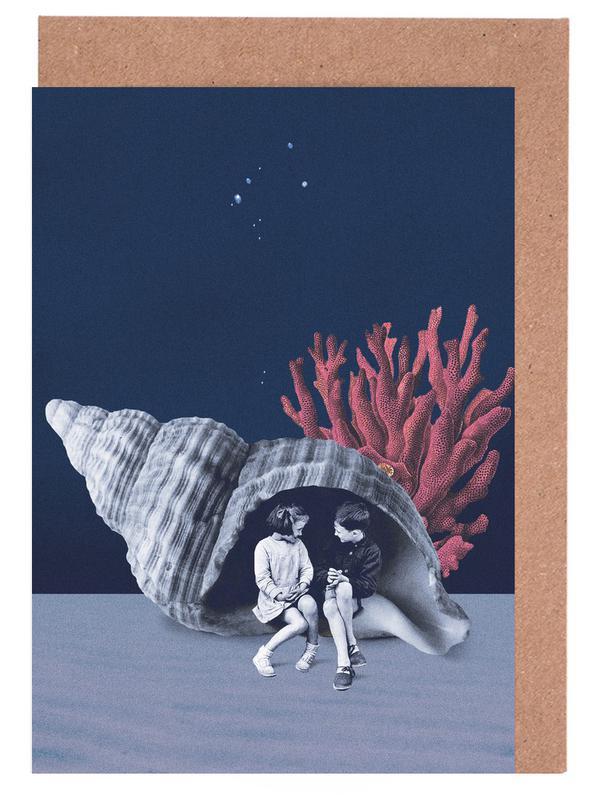Can You Hear the Ocean? -Grußkarten-Set