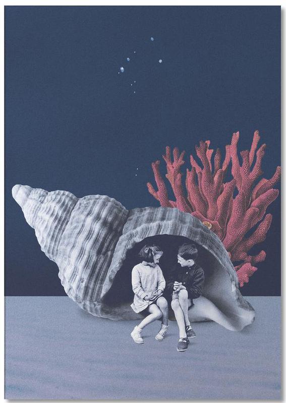 Can You Hear the Ocean? -Notizblock