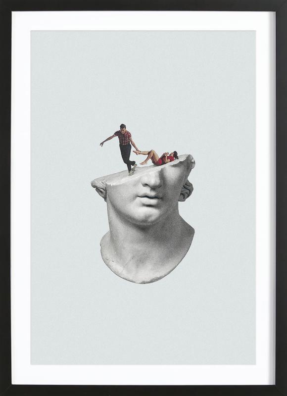 Get Out of My Head ingelijste print