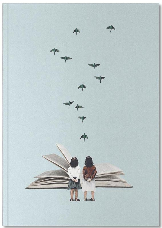 We Communicate Silently Notebook