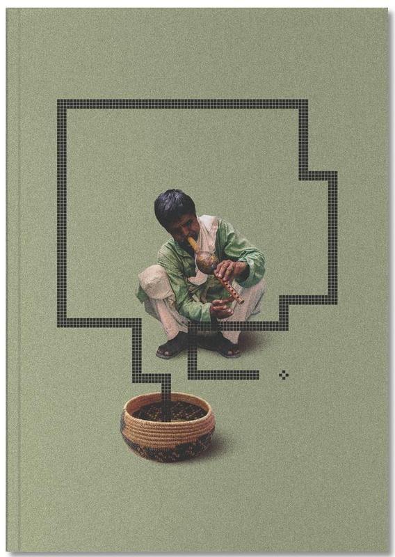 The Snake Charmer Notebook