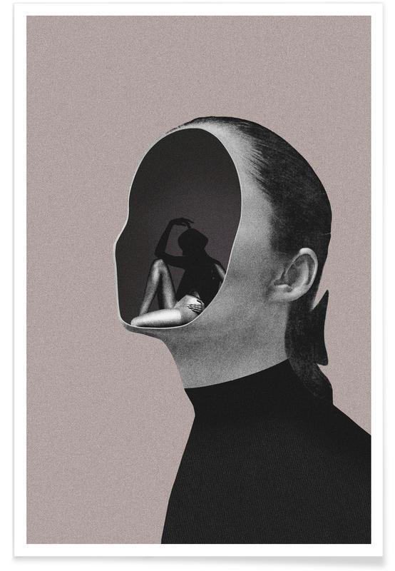Porträts, Self Care -Poster