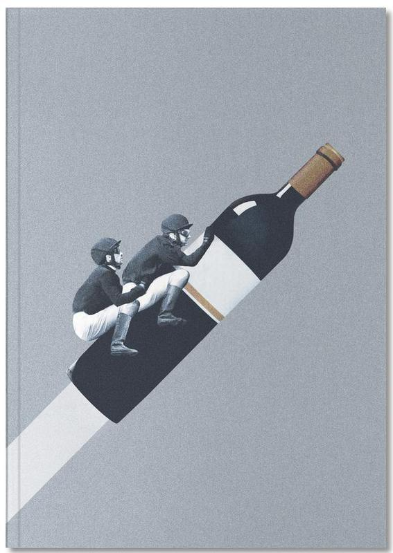 Humour, Vins, We Ride Until Dawn Notebook