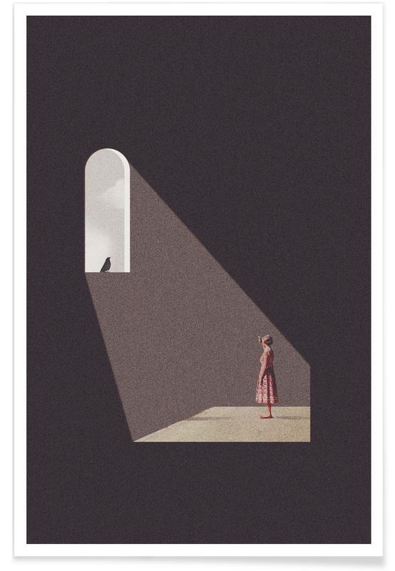 Traumwelt, Enlighten Me -Poster