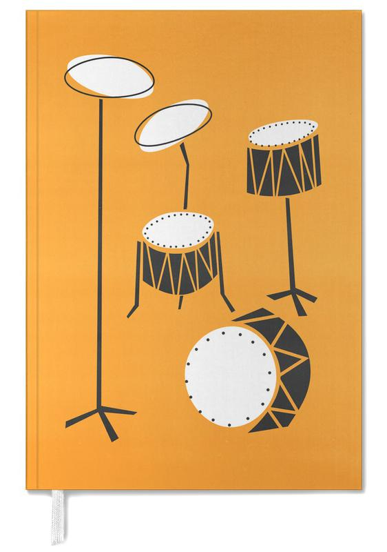 Drums Personal Planner