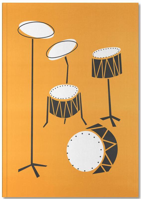Drums Notebook