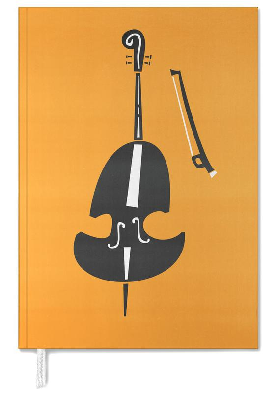 Double Bass Personal Planner
