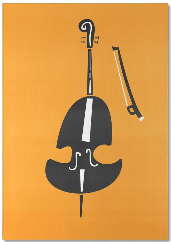 Double Bass Notepad