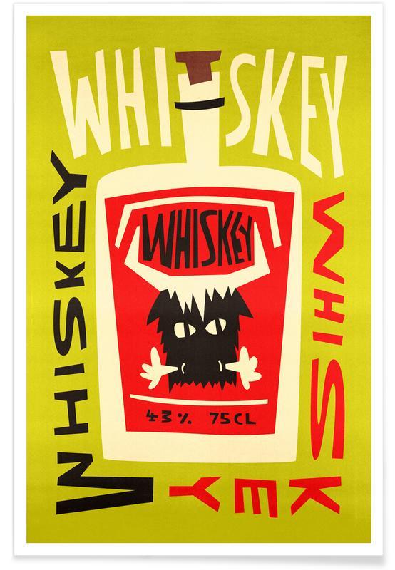 Whiskey, Whiskey Whiskey Poster