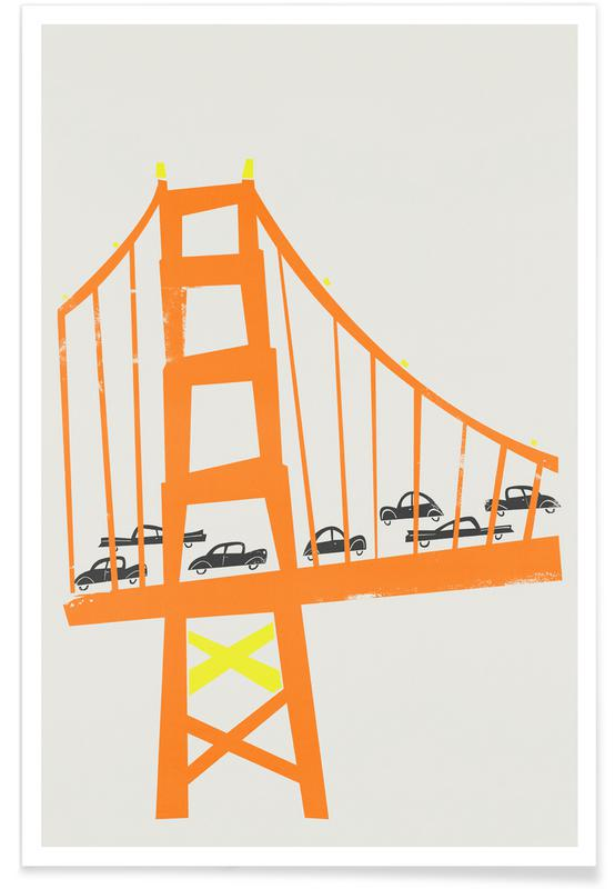 Golden Gate -Poster