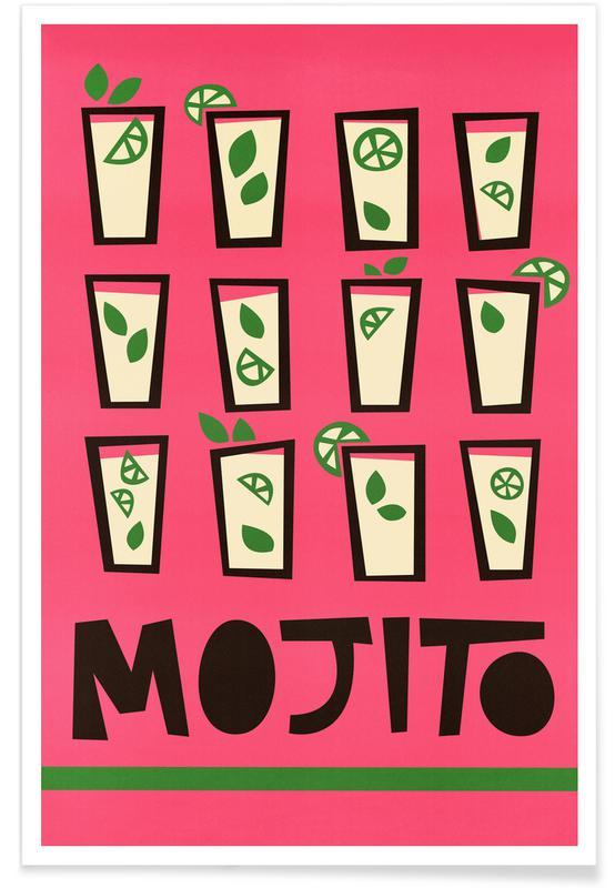 , Mojito affiche