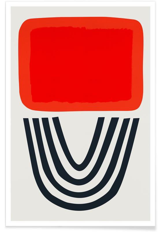 , Red Lipstick affiche