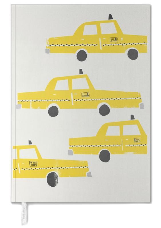 Retro, Auto's, New York, Taxi! agenda