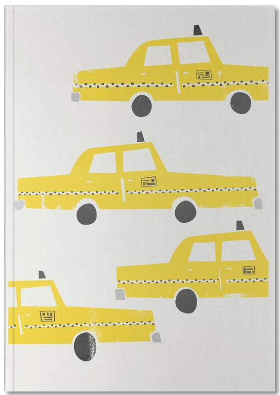 Taxi! Notebook