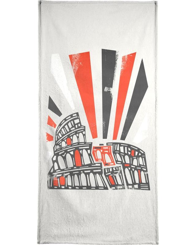 Colosseum -Handtuch