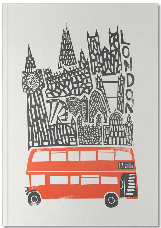London, London Cityscape Notebook