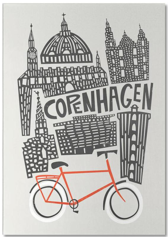 Copenhague, Copenhagen bloc-notes