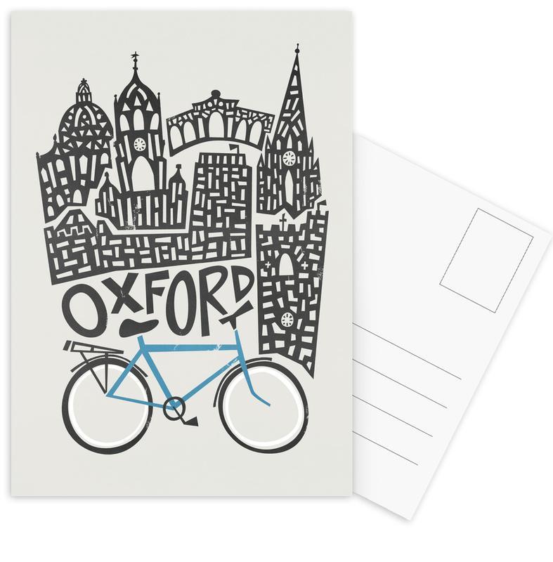 , Oxford Postcard Set