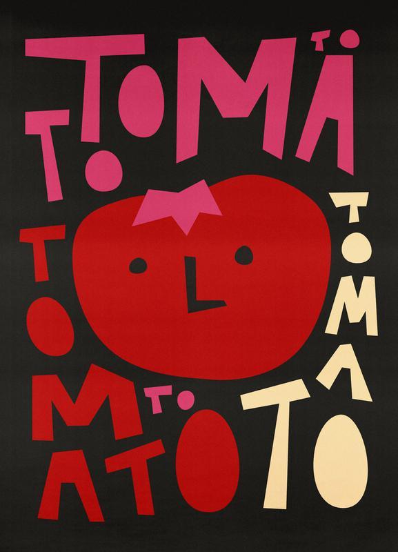 Tomato Tomato toile