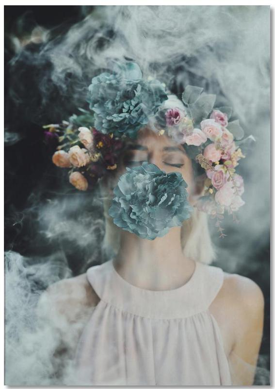 Traumwelt, Porträts, Smoke Dream -Notizblock