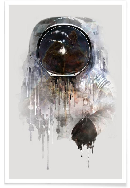Astronautes, The Astronaut affiche