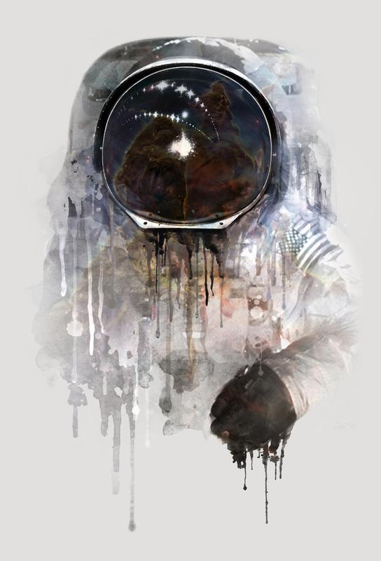 The Astronaut -Alubild
