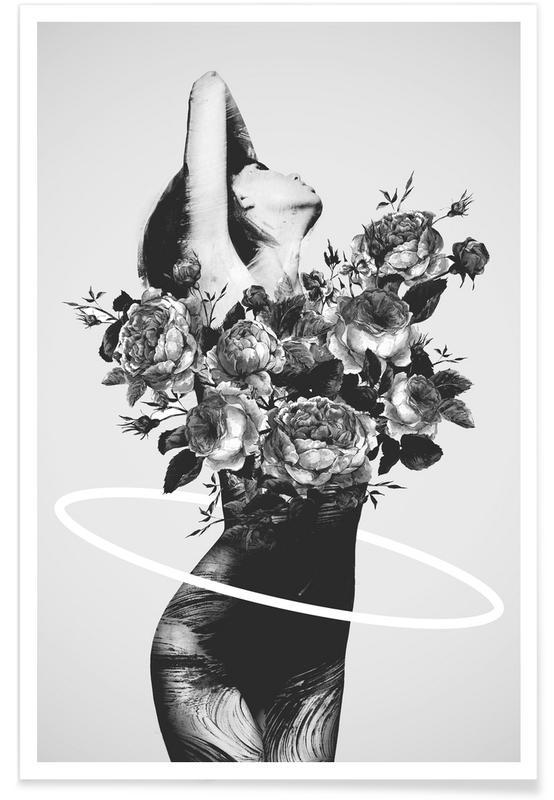 Svart & vit, Only You Poster