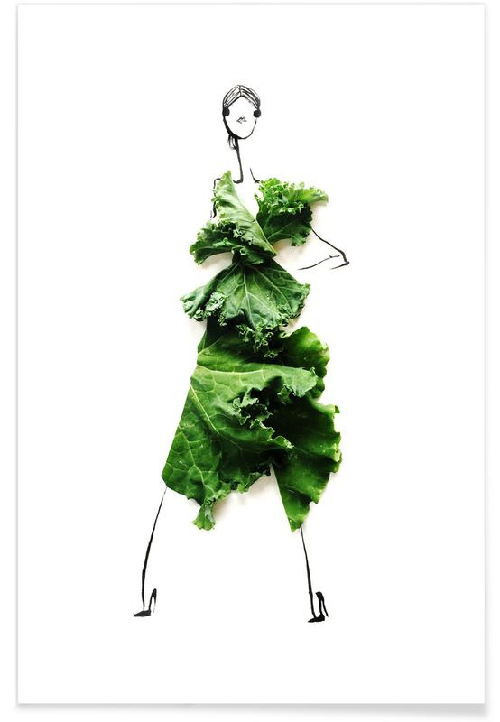 , Kale 3 Poster