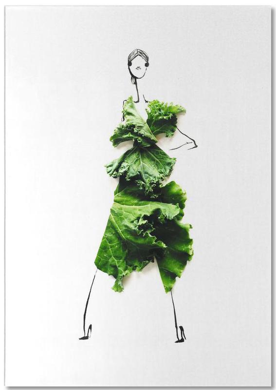, Kale 3 -Notizblock