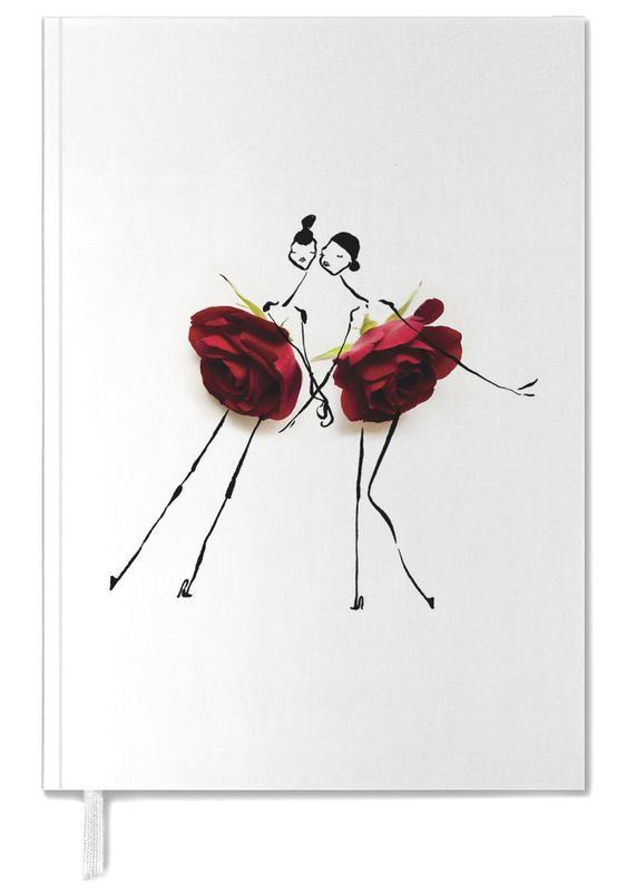 Liebe & Jahrestage, Valentinstag, Rosen, Colin Campbell Cooper-Roses -Terminplaner