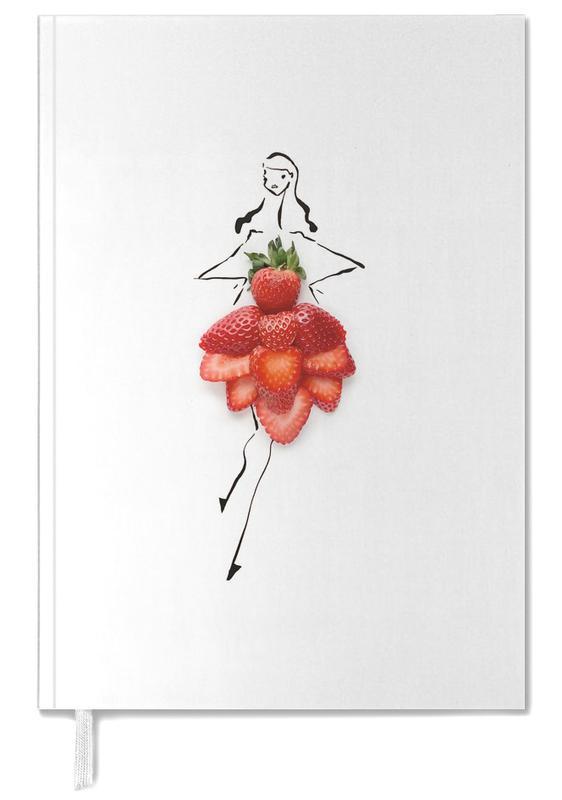 Erdbeeren, Strawberries -Terminplaner