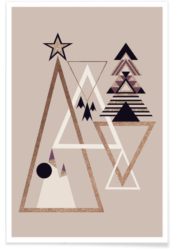 Weihnachten, Abstract 1 -Poster