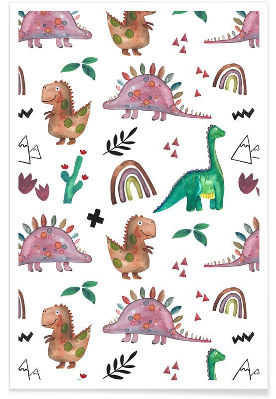 , Dino affiche