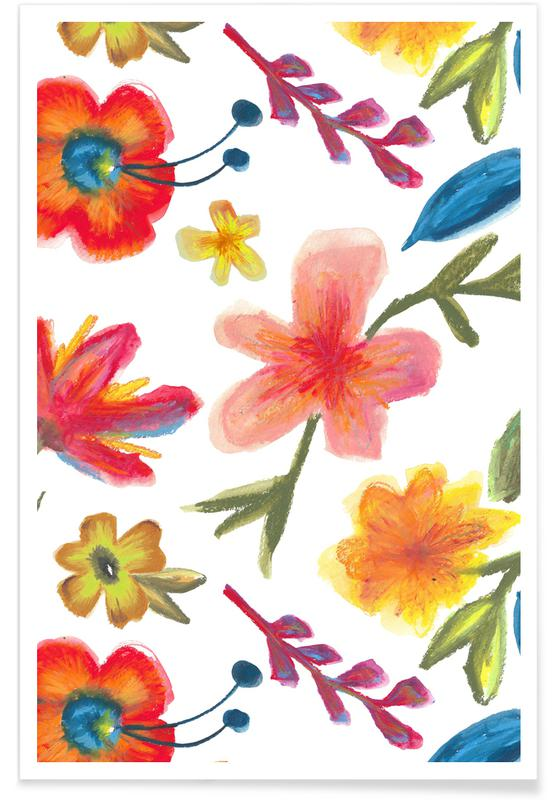 , Wildflower -Poster