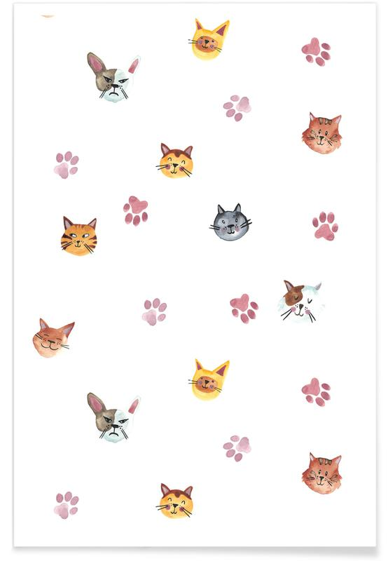 Chats, Cats affiche