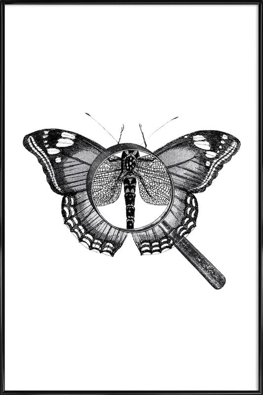 Loeping Good (Butterfly) Framed Poster