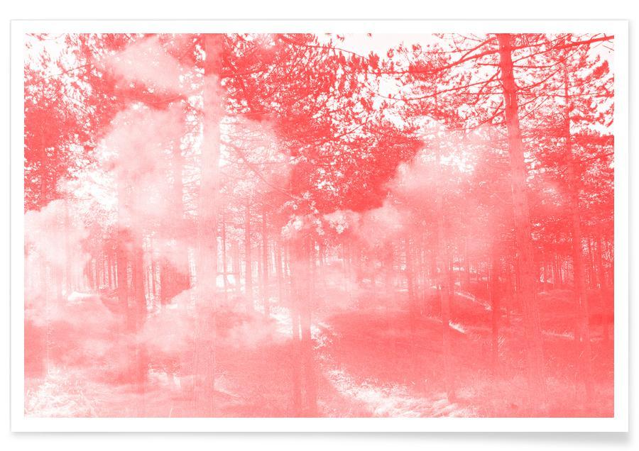 Forêts, Nature affiche